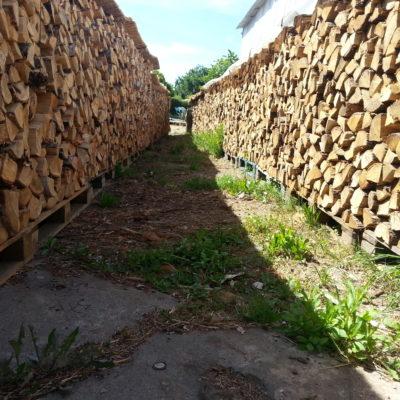 Brennholz-Miete
