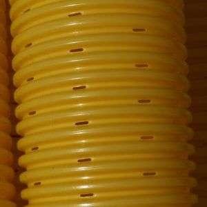 Drainage-Rohr, gelocht